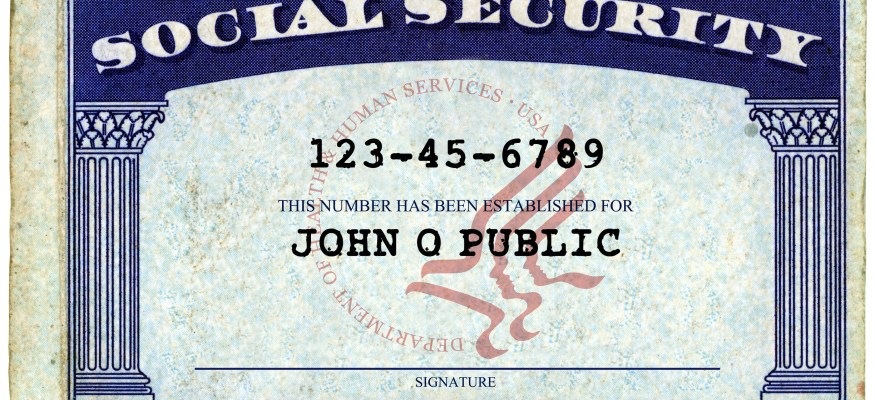 Don't give your Social Security number at these places!