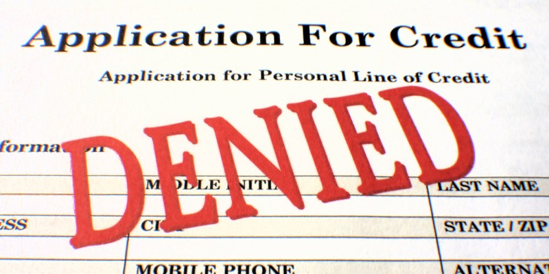What to do if your credit card application gets rejected