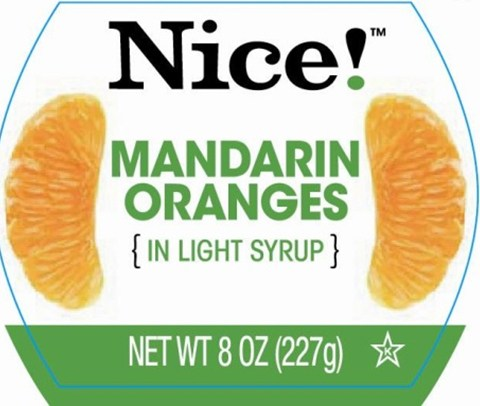 Mandarin oranges sold at Walgreens recalled after possible glass found