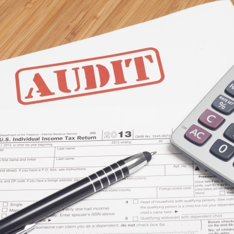 Your chances of an audit are way down — unless you fit into one of these 15 categories
