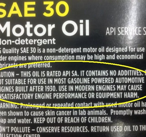 Dollar General sued again for selling obsolete motor oil
