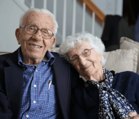Longest married couple has great financial advice for everyone