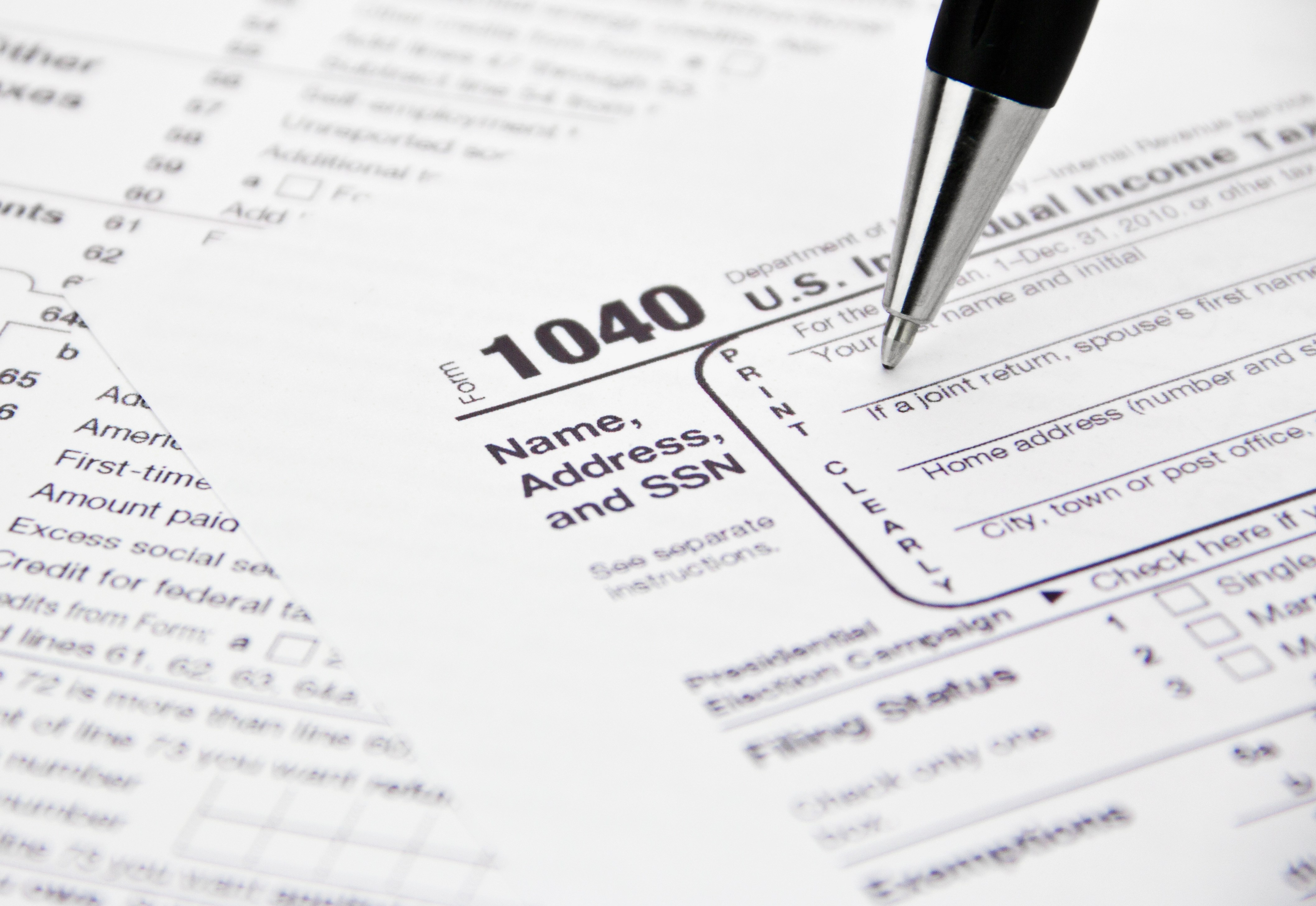 Tax season 2018: Go ahead and mark down these important
