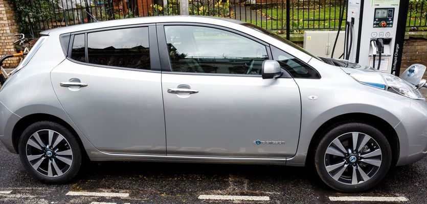 How easy is it to hack the Nissan Leaf? Experts say easier than you'd think