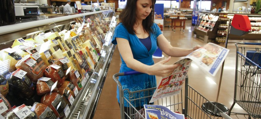 Many ways to save money on grocery shopping