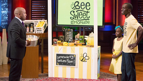 11-year-old 'Shark Tank' entrepreneur strikes sweet deal with Whole Foods