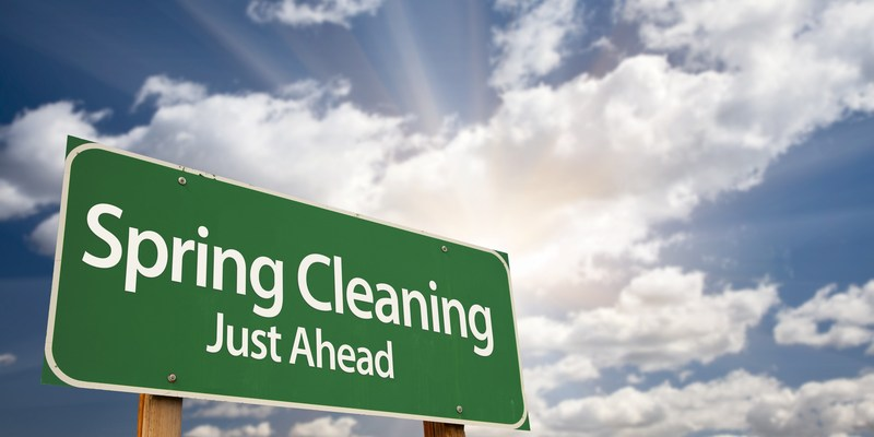 Hacks, tips and tricks to kick off spring cleaning season!