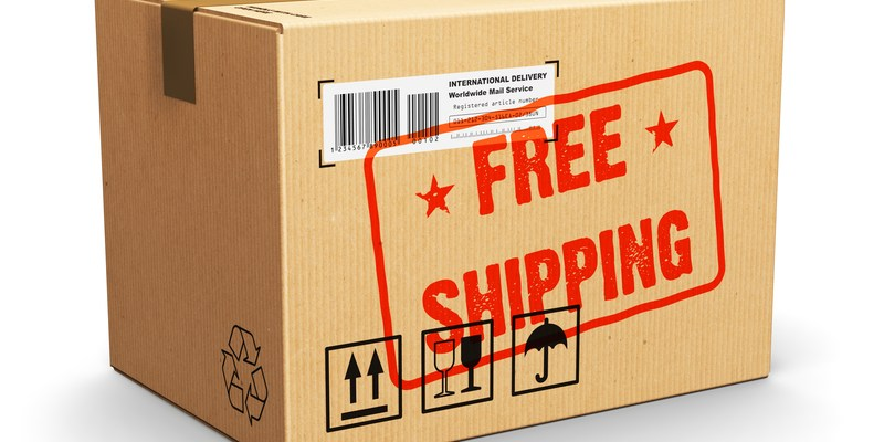 These 33 retailers offer 100% free shipping in the U.S. (no minimum required!)