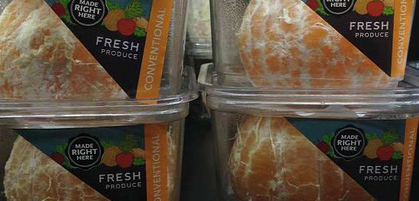 Here's why Whole Foods is facing backlash over pre-peeled oranges