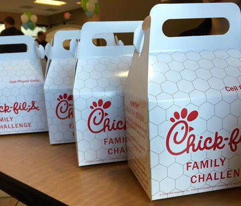 Chick-fil-A's new promotion encourages more family time