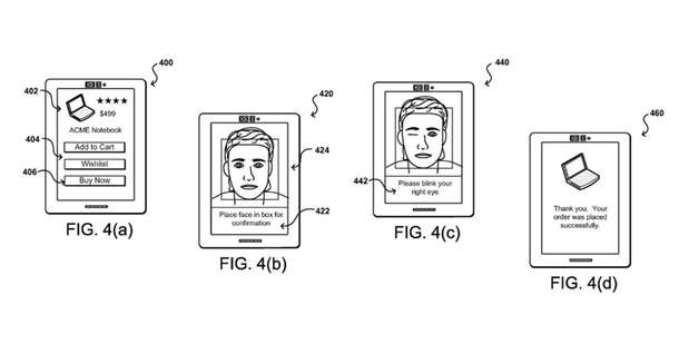 Payment by selfie? Amazon files patent for new service