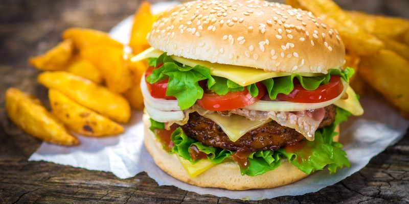 Burgers with the fewest calories at 20 popular chains