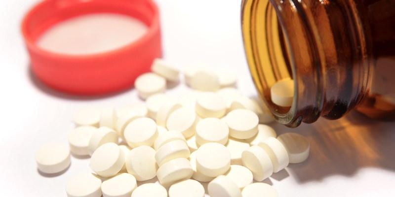 The 50 most dangerous drugs
