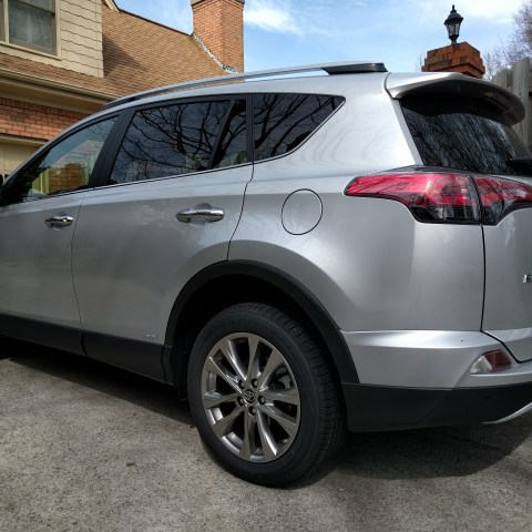 2016 Toyota RAV4 hybrid review