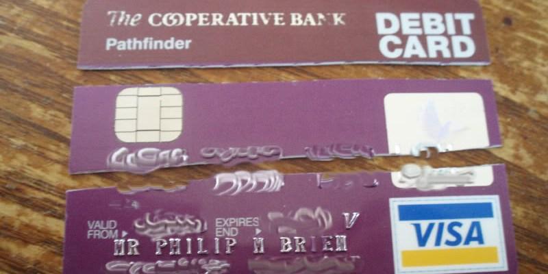 9 places you should never use a debit card