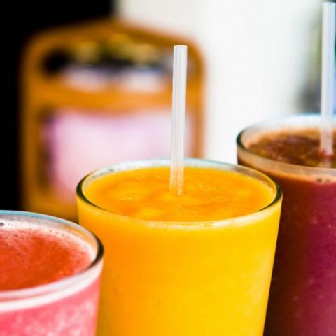 24 juices and smoothies with more sugar than Coca-Cola
