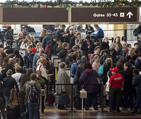 Here's how to skip those horribly long airport security lines