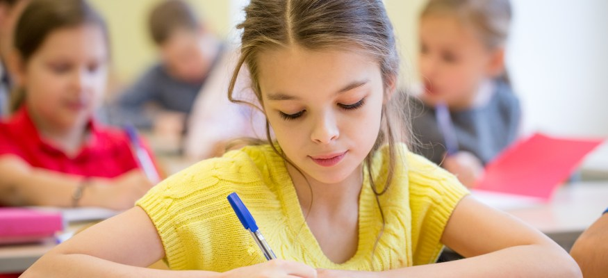 Handwriting is still an important skill for kids, according to doctors