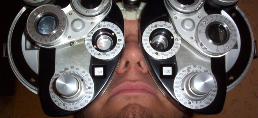 Online eye exam issues prescriptions for $40