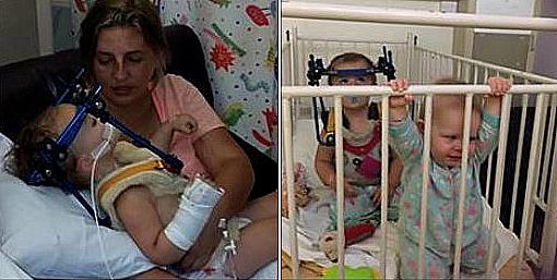 Parent alert: Rear-facing car seats save lives!