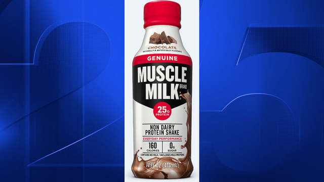 Muscle Milk drinks recalled over spoilage concerns