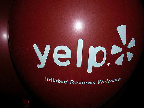 Business owner shares details of Yelp's alleged ratings manipulation