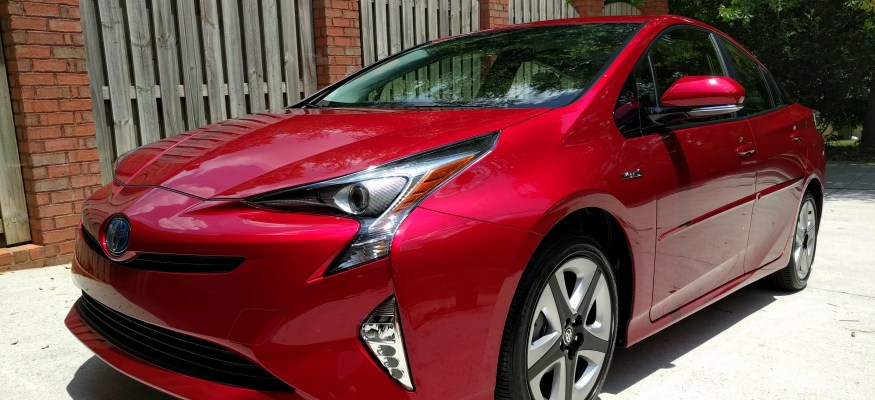 Is the 2016 Toyota Prius the perfect car to replace a diesel VW?