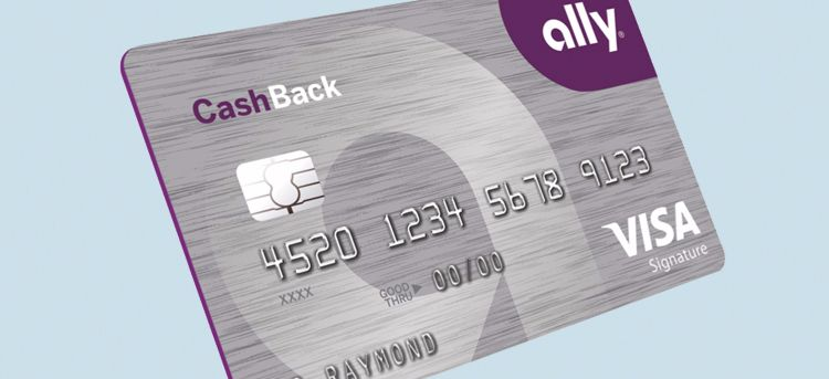 Ally bank has a new cash-back credit card too