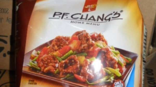 Recall: P.F. Chang's frozen meals may contain metal shards