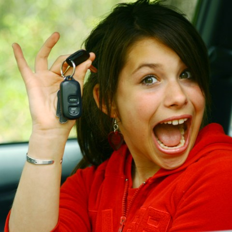 5 rules for selecting a teen driver's first car