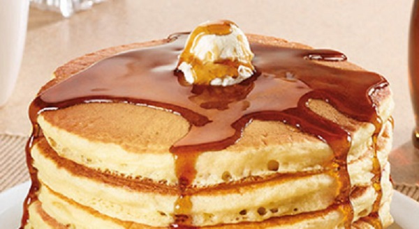 Denny's pancakes just got 50% fluffier: Here's the new recipe