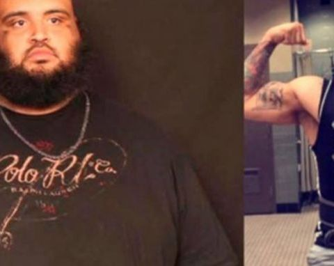 Arizona man loses more than 200 pounds by walking to Walmart