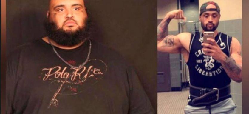 Arizona man loses more than 200 pounds by walking to Walmart