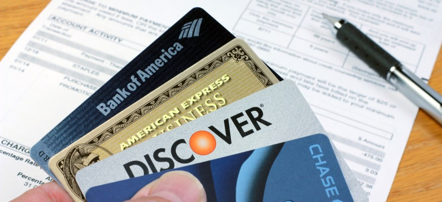 Will my credit score go down if I apply for a new credit card?