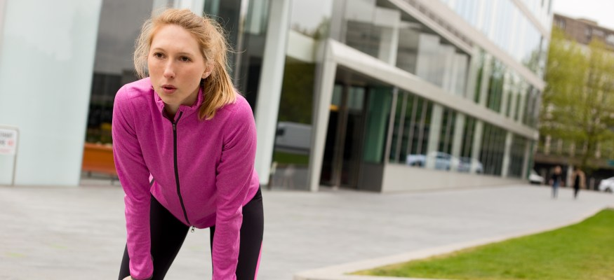 Study: Not exercising may be just as bad for you as smoking