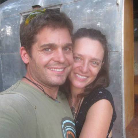 No mortgage and no utility bills? Meet one couple living off the grid