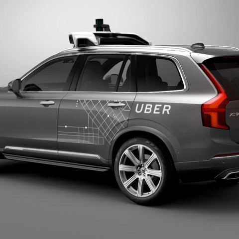 Uber makes big move toward wide deployment of self-driving cars
