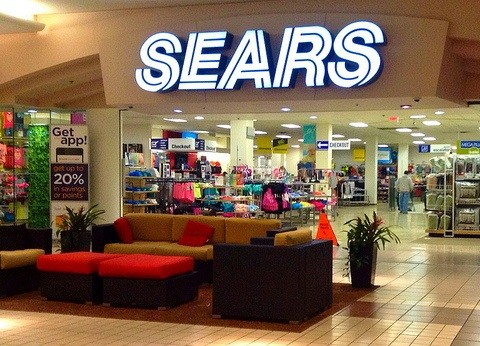 Things are not looking good for Sears right now