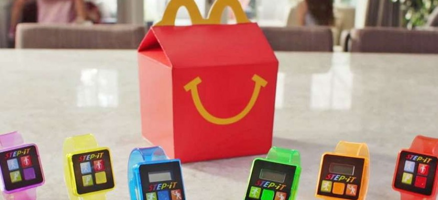 McDonald's recalls faulty Happy Meal activity wristbands