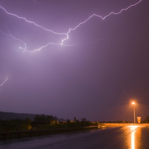 Lightning safety: How close do you have to be to get struck?