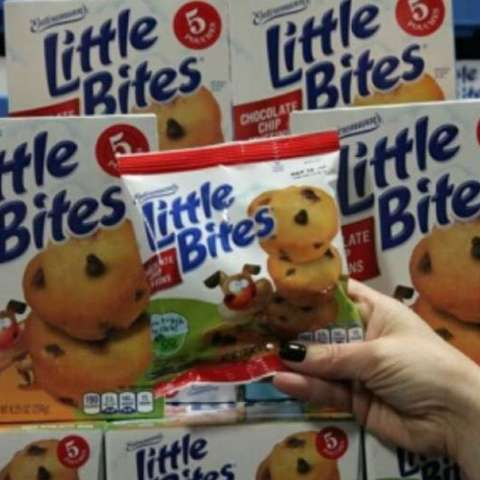 Entenmann's Little Bites snacks voluntarily recalled