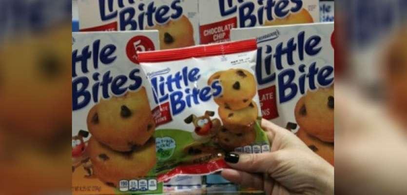 Entenmann's Little Bites snacks voluntarily recalled