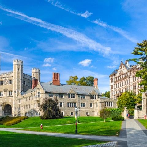 "The best university in America is""¦"