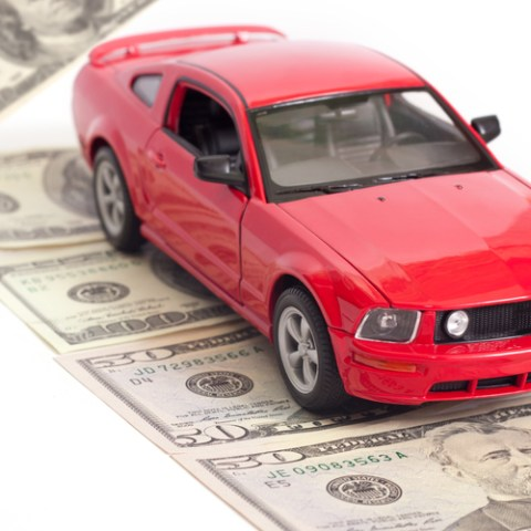 used car donation via dreamstime