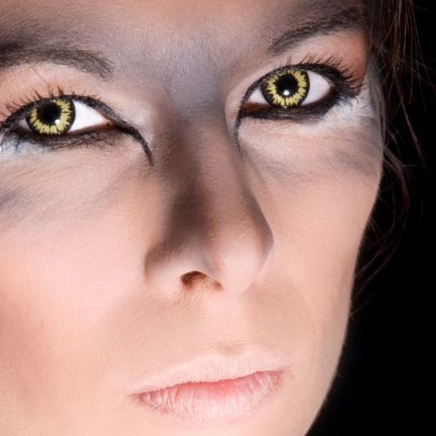 Warning: Colored Halloween contacts can pose serious health risks