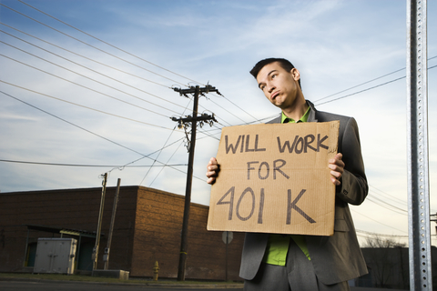5 great reasons not to borrow from your 401(k)