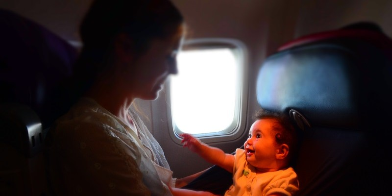 Discount airline announces 'child-free' zones