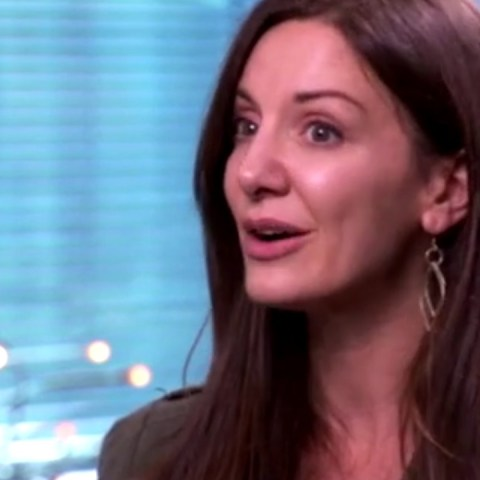 From Hooters girl to company president: 5 lessons from Kat Cole