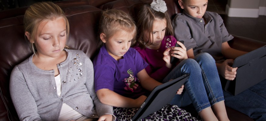 Is screen time bad for kids? Experts reveal how much is too much
