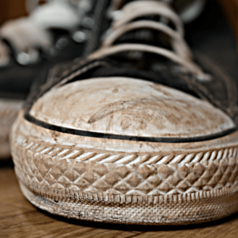 This is why you probably shouldn't wear shoes in your house
